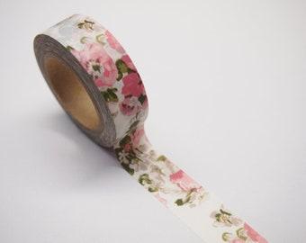 Floral Washi Tape (10M)