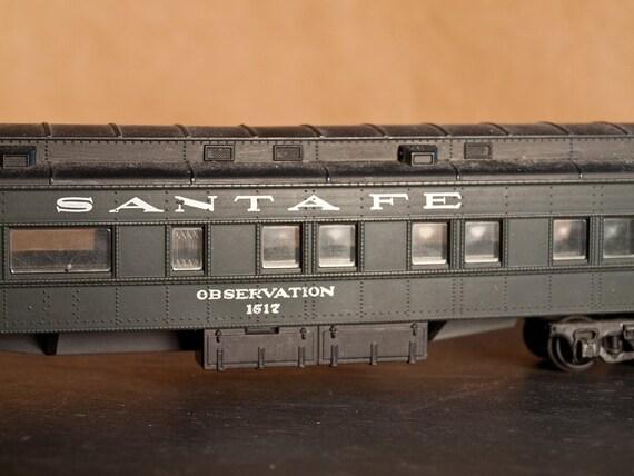 Santa Fe Toy Train Car