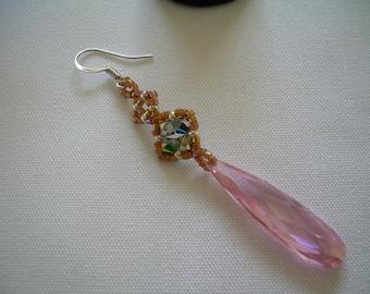 Tier Drop Earrings