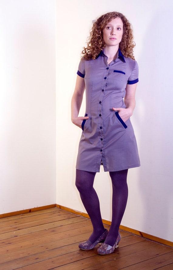 Retro Diner Uniform Diner Uniform School Girl