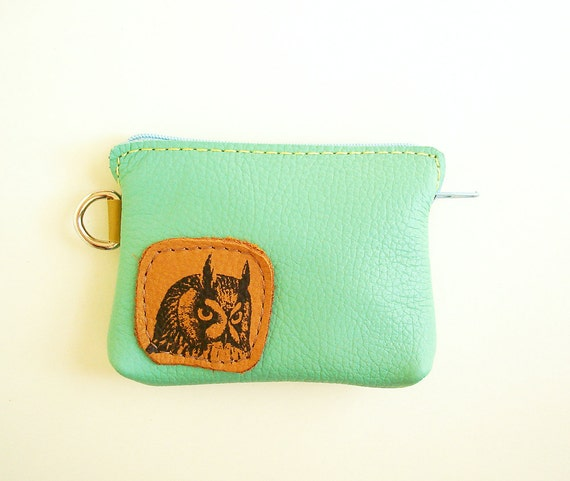 Little Owl Coin Purse