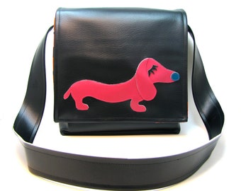 Doxie Vinyl Messenger