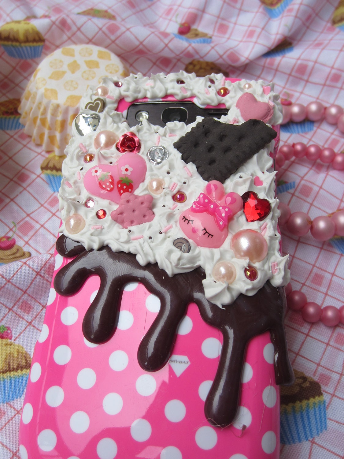 Samsung Galaxy Blaze Decoden Phone Case