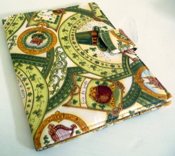 iPad 2 or 3 Cover - Luck of the Irish for St Patricks Day, Clearance Sale