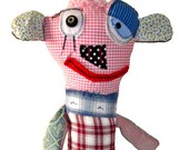 LOUISE - one of a kind plushdoll