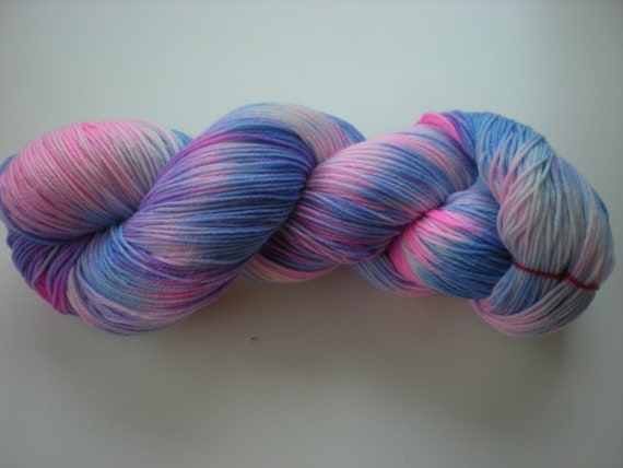 How Pregnant Did You Get That Girl's Mouth - 460yds Superwash Sock