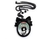 T Rex Marc Bolan Custom Necklace