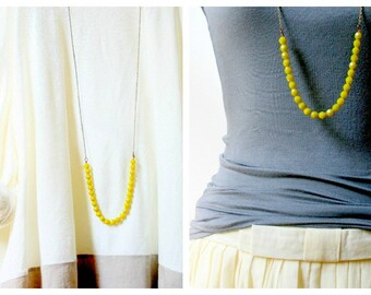 Urban Beaded Necklace