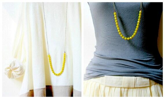 Urban Beaded Necklace