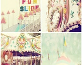Fine Art Photography At The Carnival Set 4 8x8 Prints