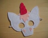 Child Size Unicorn Mask