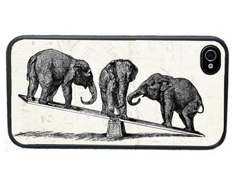 Circus Elephant Phone