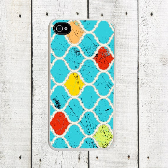 iphone 6 case iPhone case Stained Glass Style , fits iPhone 4, 4s - iPhone 5 Case