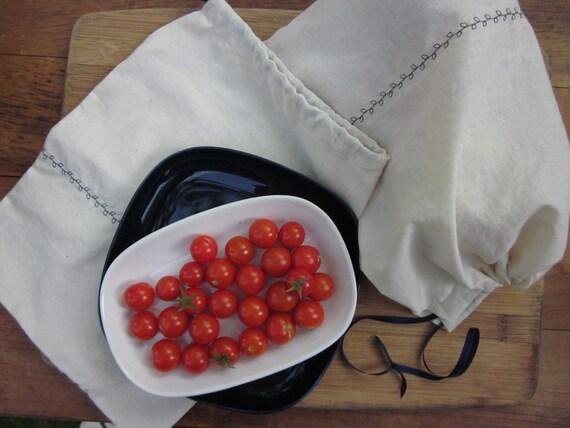 reusable produce bag - small/medium