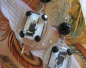 Steampunk Hands Earrings
