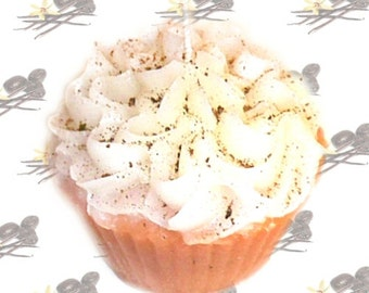 Coffee Vanilla Cupcake Candle Creamy Coffee Scent