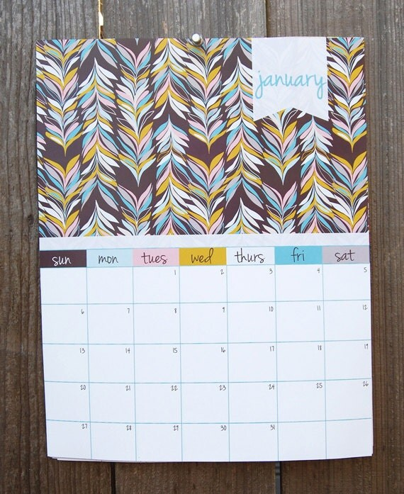 large 2013 calendar