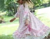 Paris Chic Angelique Custom Twirl dress size 12 months to 10 yrs