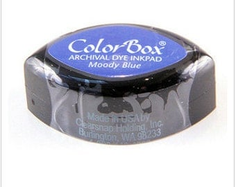 ColorBox Cat's Eye Dye Ink Pad - Moody Blue