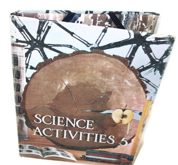 IPad Mini Case - Kindle Cover or Nook Cover - Vintage Science Activities Book Ereader Cover