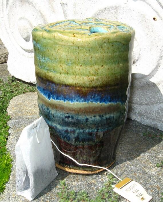 Travel Mug in Garden Colors