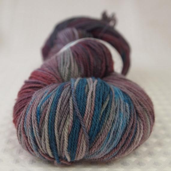 COLORADO ROCKIES Squishy Superwash Sock Yarn