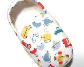 Transportation Slippers Child L