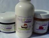 Nourishing Hair Milk. Natural Hair Care. INDIGOFERA. Sheer Hair Lotion.  4 oz.