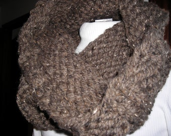 Extra Chunky Cowl by Never Felt Better