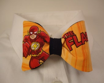 The Flash bow tie