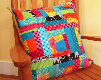 """Modern Abstract Pillow Cover 20"""""""
