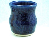 Miniature Art Vase Cobalt for Dollhouse Flowers Incense Matches Party Toothpicks