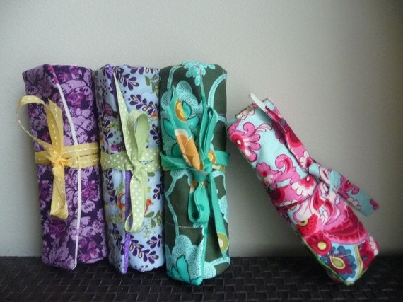 Custom for Hilaree Fall Bridal Sale 25% Off Bridesmaids Gift Custom Made Jewlery Rolls Set of 20 Free Shipping
