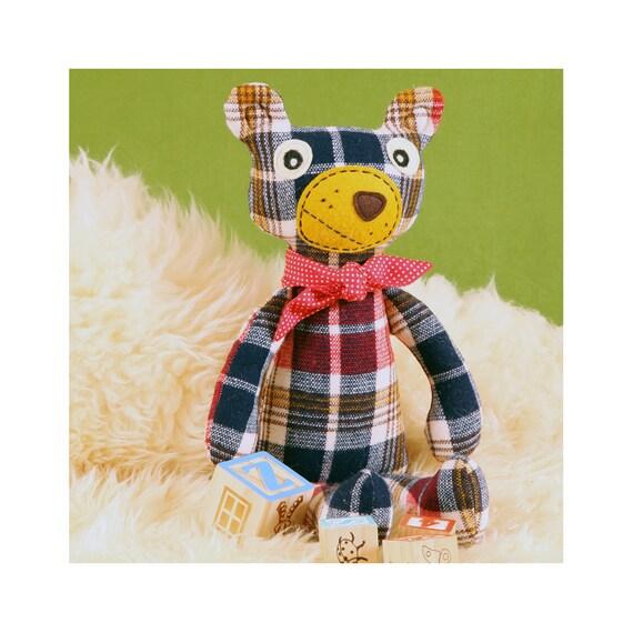 Googly-Eyed Bear