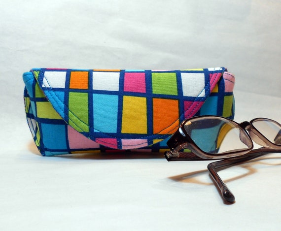 Glasses Case or Sunglass Case - Windows
