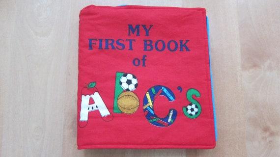 ABCs Fabric Book