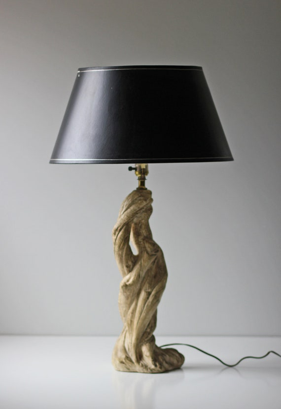 ON SALEwhite Tree Branch Table Lamp Unique Vintage