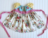 New...Livia Peasant Dress..size 12 mos to size 6