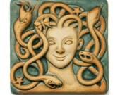 Medusa 6x6 Tile