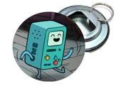 "Bottle Opener - Adventure Time BMO Beemo Image 2.25"""