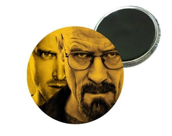 Magnet - Breaking Bad Jesse and Walter White