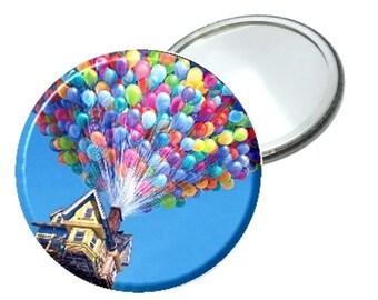 """Mirror - Disney Pixar Balloon House Image 2.25"""""""