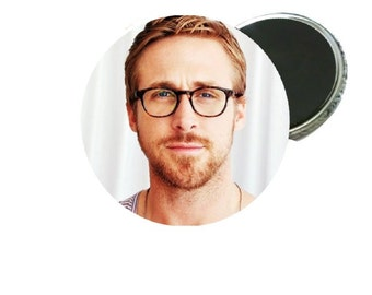 Magnet - Ryan Gosling with glasses