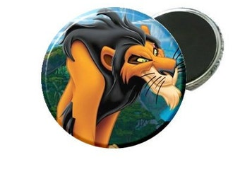 Magnet - Lion King Scar Image