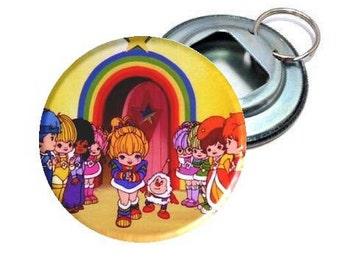 Bottle Opener - Rainbow Brite and Friends