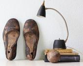 Vintage Men's Shoe Forms