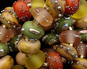 DSG Beads Handmade Organic Lampwork Glass - Made To Order (Serendipity)