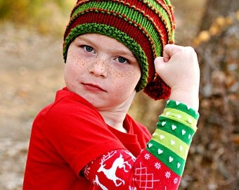 Sale - Christmas Leg and Arm Warmers for Boys, Girls - Infant, Baby, Toddler, Kid Leggings - Festive Accessory for Holiday Photos