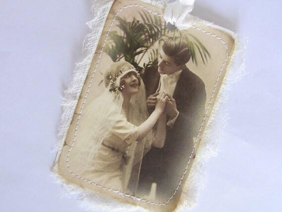Beautiful Wedding Tag no 6