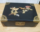 Black Jewelry Box, made in China